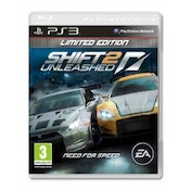 Need For Speed NFS Shift 2 Unleashed Limited Edition Game PS3