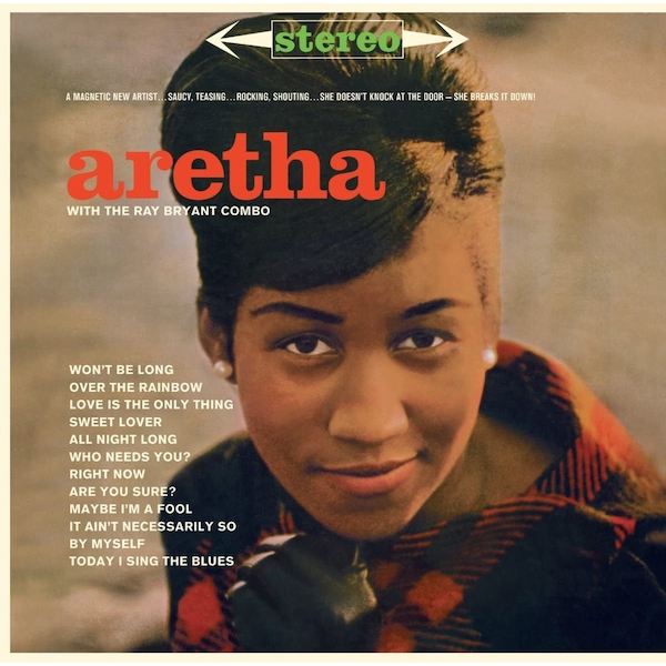 Aretha Franklin With The Ray Bryant Combo ‎– Aretha Deluxe Edition Vinyl