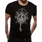 Apocalyptica - Cello Men;s X-Large T-Shirt - Black