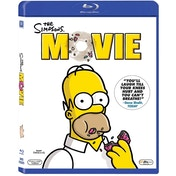 The Simpsons Movie Blu-ray