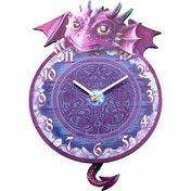 Dragon Tickin' 32cm Clock