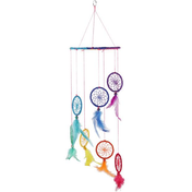 Multi Spiral Dream Catcher