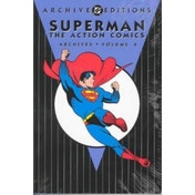 Superman Action Comics Archives HC Vol 04