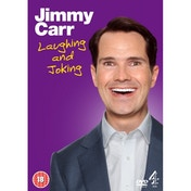 Jimmy Carr Laughing and Joking DVD