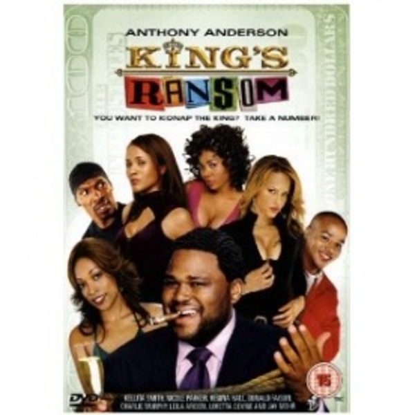 Kings Ransom DVD