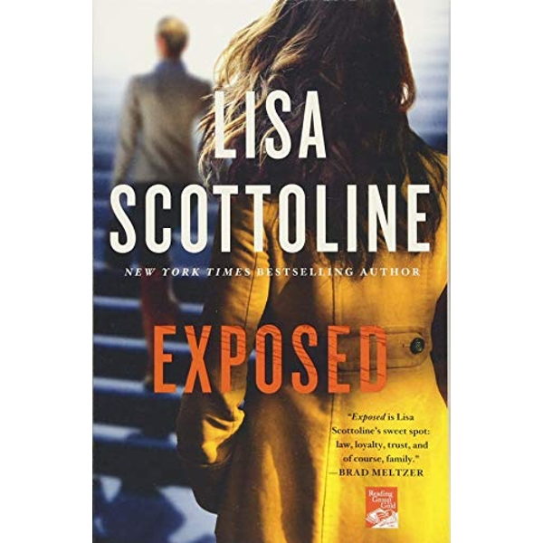 EXPOSED  Paperback 2018