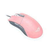 Asus ROG Gladius II Origin PNK LTD Gaming Mouse, 12000 DPI, Omron Switches, RGB Lighting, Retail, Pink