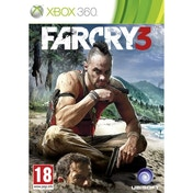 Ex-Display Far Cry 3 Game Xbox 360 Used - Like New