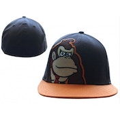 Nintendo Donkey Kong Adjustable Cap Brown