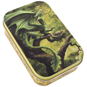 Age Of Dragons Forest Dragon Metal Tin