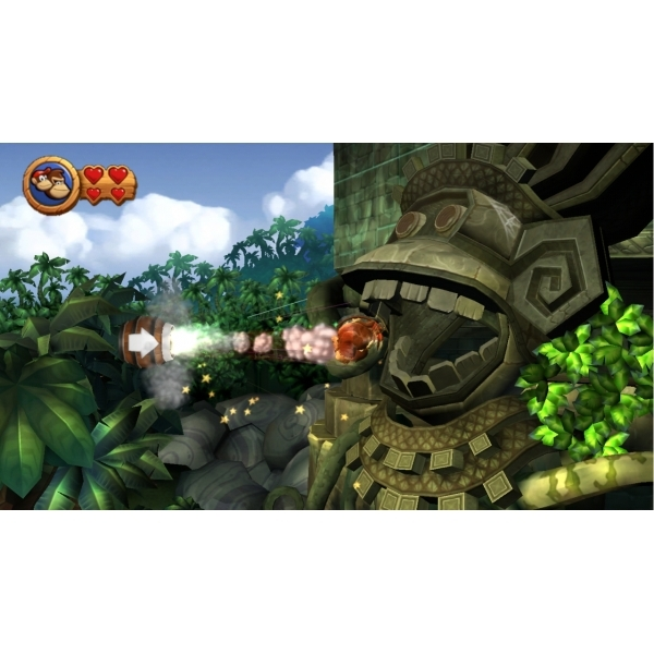 Donkey Kong Country Returns Game Wii - Image 6