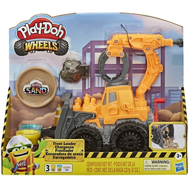 Play-Doh Front Loader Truck Playset