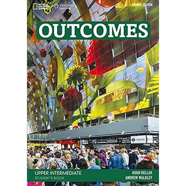 Outcomes Upper Intermediate with Access Code and Class DVD  Mixed media product 2015