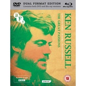 The Ken Russell Collection: The Great Passions Blu-ray + DVD