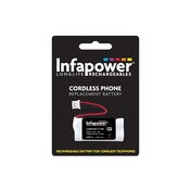 Infapower AAA Soft pack 600mAh Battery (2x AAA Pack)