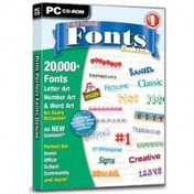 Perfect Fonts Deluxe PC