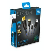 STEALTH SP-C40V Core Connect & Charge Kit for PS5