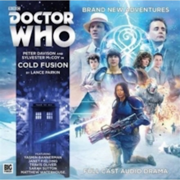Doctor Who -The Novel Adaptations: Cold Fusion : 11