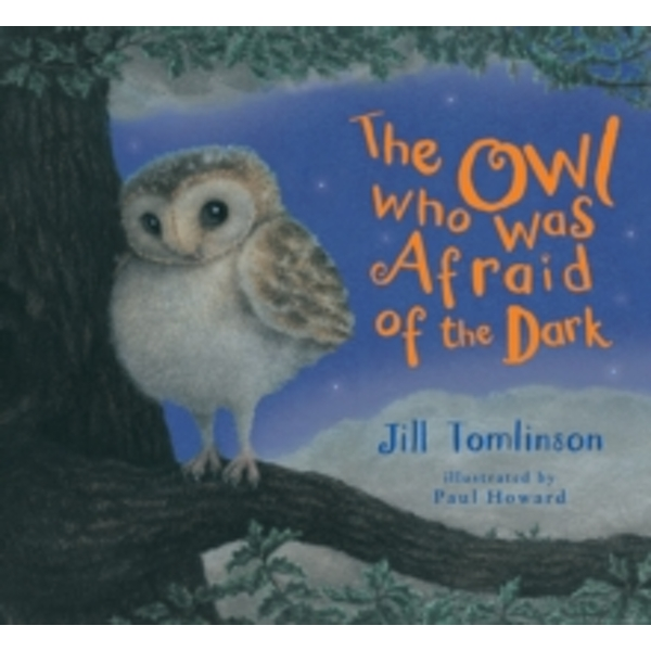 The Owl Who Was Afraid of the Dark by Jill Tomlinson (Paperback, 2000)