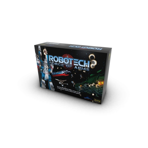 Robotech: Force of Arms Card Game