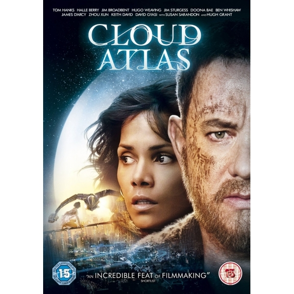 Cloud Atlas DVD & UV Copy