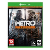 Metro Redux Xbox One Game