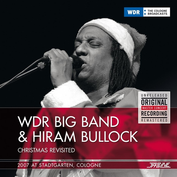 Hiram Bullock Wdr Big Band - Christmas Revisited (2007, Cologne, Stadtgarten) Vinyl