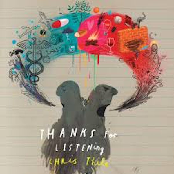 Chris Thile - Thanks For Listening Vinyl