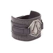 Assassin's Creed Syndicate Wristband with Metal Logo