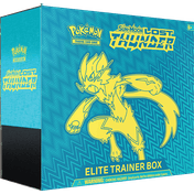 Pokemon TCG: Sun & Moon 8 Lost Thunder Elite Trainer Box