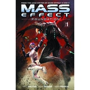 Mass Effect Foundation Volume 1 Graphic Novel