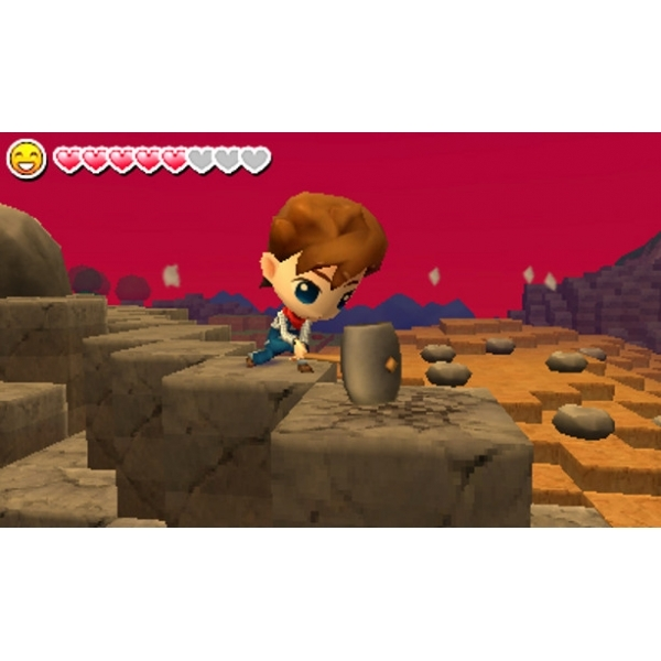Harvest Moon The Lost Valley 3DS Game - Image 3