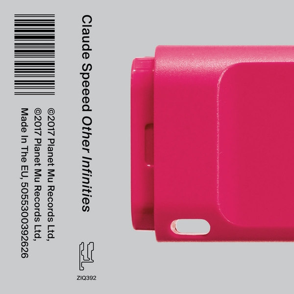 Claude Speeed ‎- Other Infinities Cassette