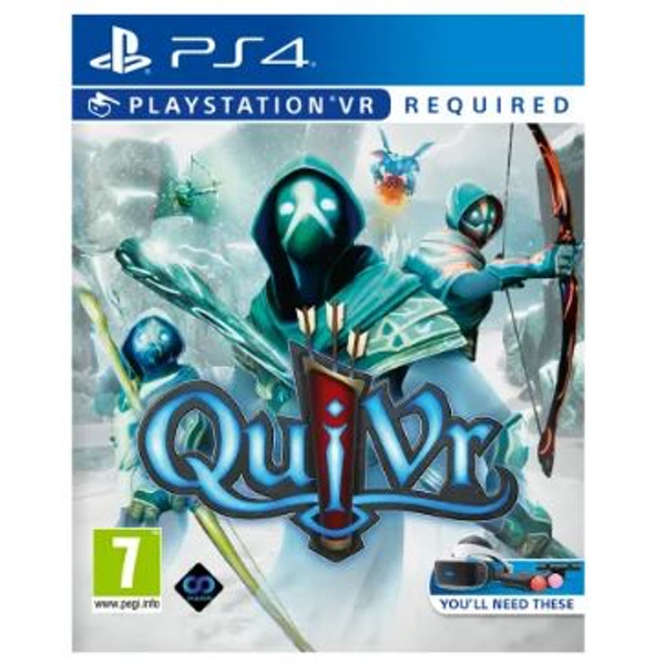 QuiVR PS4 Game (PSVR Required)