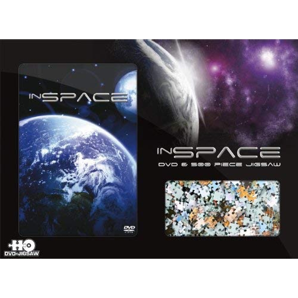 In Space & Jigsaw Gift Set DVD