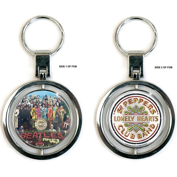 The Beatles - Sgt Pepper Keychain