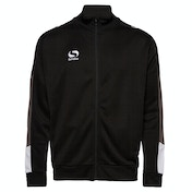 Sondico Venata Walkout Jacket Youth 5-6 (XSB) Black/Charcoal/White