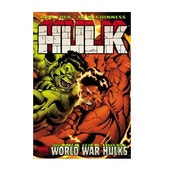 Marvel Hulk Vol 6 World War Hulks Premiere Hardcover