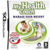 My Health Coach Manage Your Weight with Free Pedometer Game DS