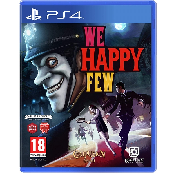 We Happy Few PS4 Game - Image 1