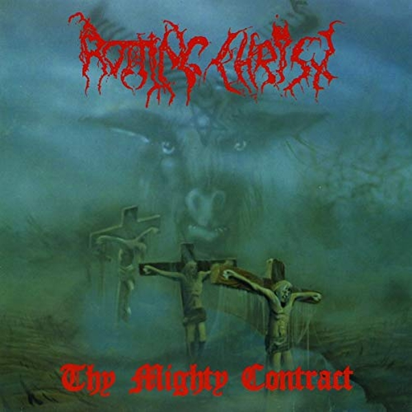 Rotting Christ - Thy Mighty Contract Vinyl