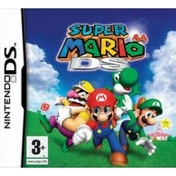 Super Mario 64 Game DS