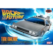 Polar Lights Back to the Future Time Machine Polar Lights Snap Kit