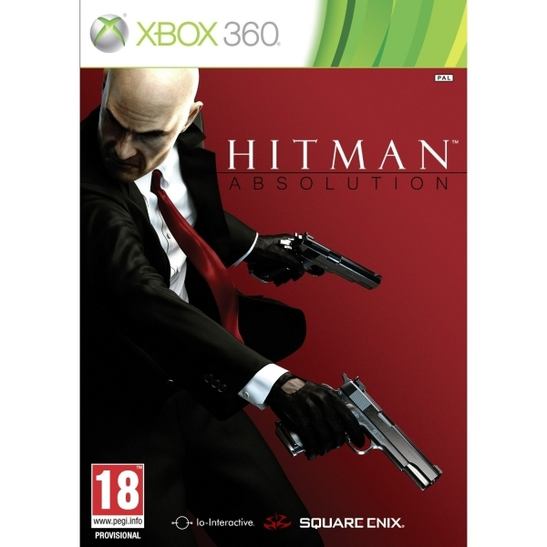 Hitman Absolution Game Xbox 360