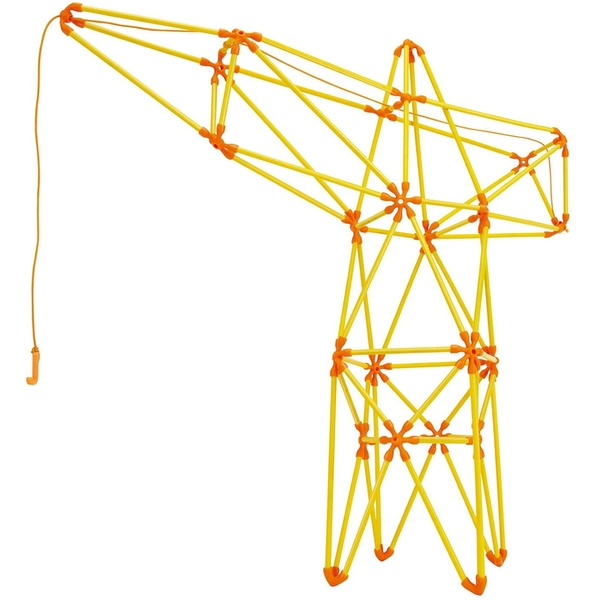 Hape Truss Crane Construction Set