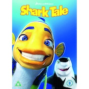 Shark Tale (2018 Artwork Refresh) DVD