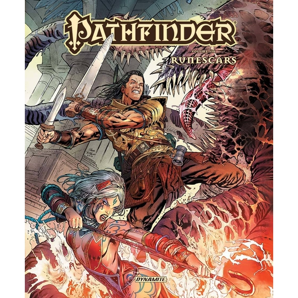 Pathfinder: Runescars Hardcover