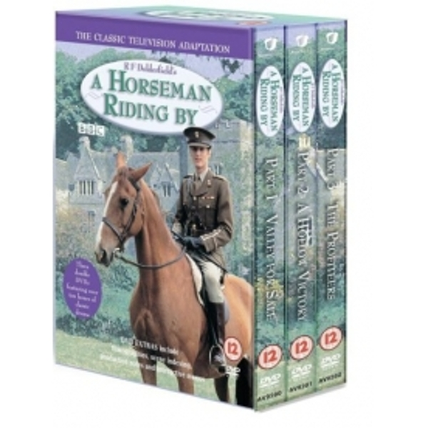 A Horseman Riding By DVD