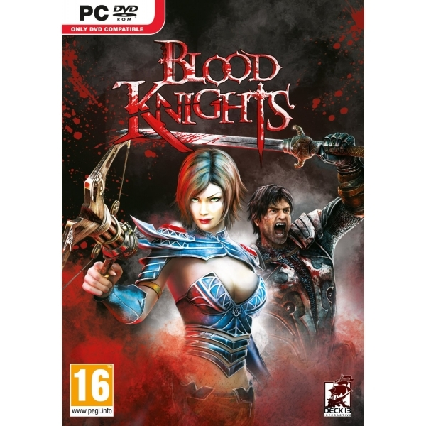 Blood Knights Game PC