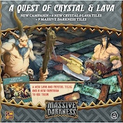 Massive Darkness: A Quest of Crystal & Lava Expansion